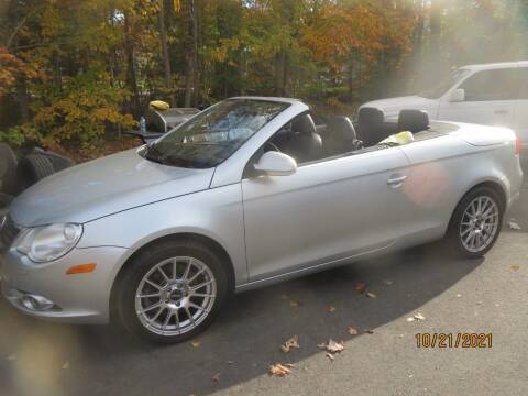 2007 Volkswagen Eos for sale at D & F Classics in Eliot ME