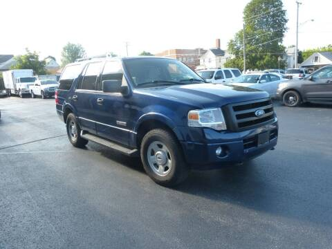 2008 Ford Expedition for sale at Veto Enterprises, Inc. in Sycamore IL