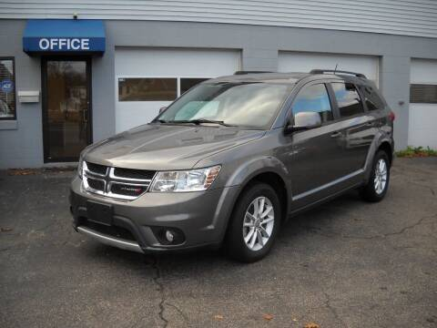 2013 Dodge Journey for sale at Best Wheels Imports in Johnston RI