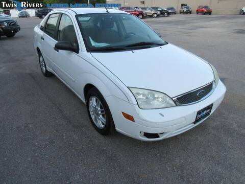 2005 Ford Focus for sale at TWIN RIVERS CHRYSLER JEEP DODGE RAM in Beatrice NE