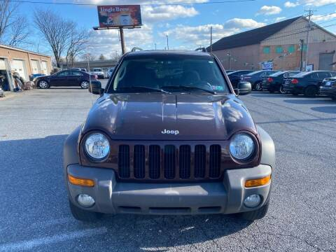 2004 Jeep Liberty for sale at YASSE'S AUTO SALES in Steelton PA
