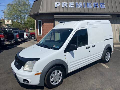 2013 Ford Transit Connect for sale at Premiere Auto Sales in Washington PA