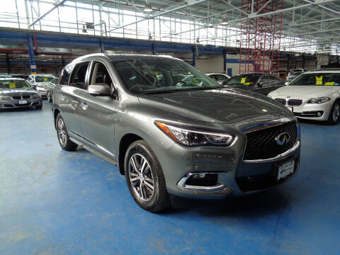 2017 Infiniti QX60 for sale at VML Motors LLC in Teterboro NJ