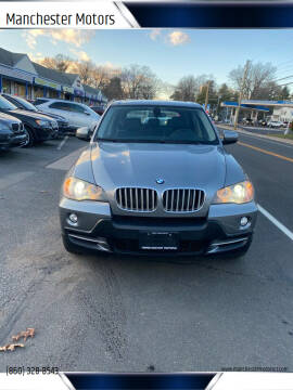 2010 BMW X5 for sale at Manchester Motors in Manchester CT