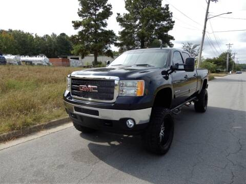 2013 GMC Sierra 2500HD for sale at United Traders Inc. in North Little Rock AR