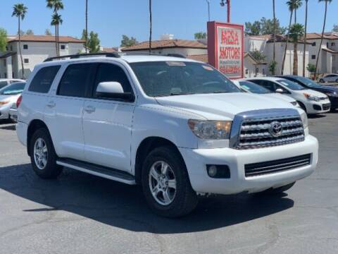 2008 Toyota Sequoia for sale at Brown & Brown Wholesale in Mesa AZ