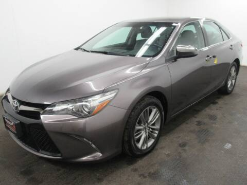2015 Toyota Camry for sale at Automotive Connection in Fairfield OH