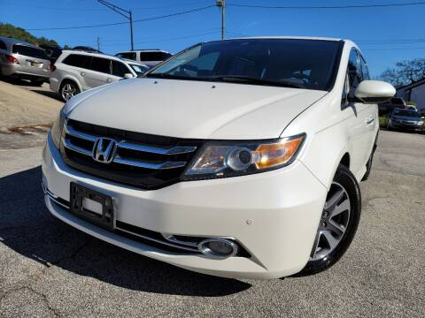 2015 Honda Odyssey for sale at Philip Motors Inc in Snellville GA