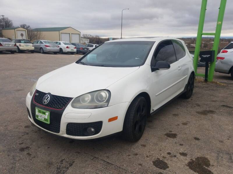 2007 Volkswagen GTI for sale at Independent Auto in Belle Fourche SD