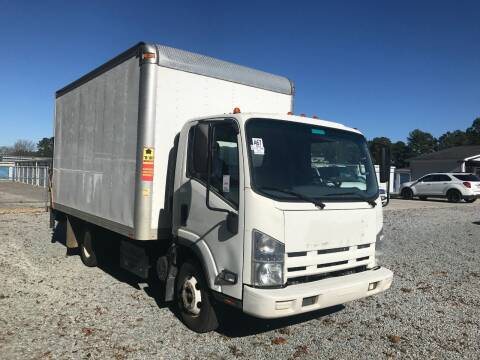 2014 Isuzu NPR for sale at Auto Connection 210 LLC in Angier NC