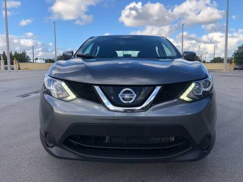 2019 Nissan Rogue Sport for sale at Nation Autos Miami in Hialeah FL