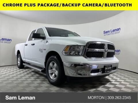 2021 RAM Ram Pickup 1500 Classic for sale at Sam Leman CDJRF Morton in Morton IL