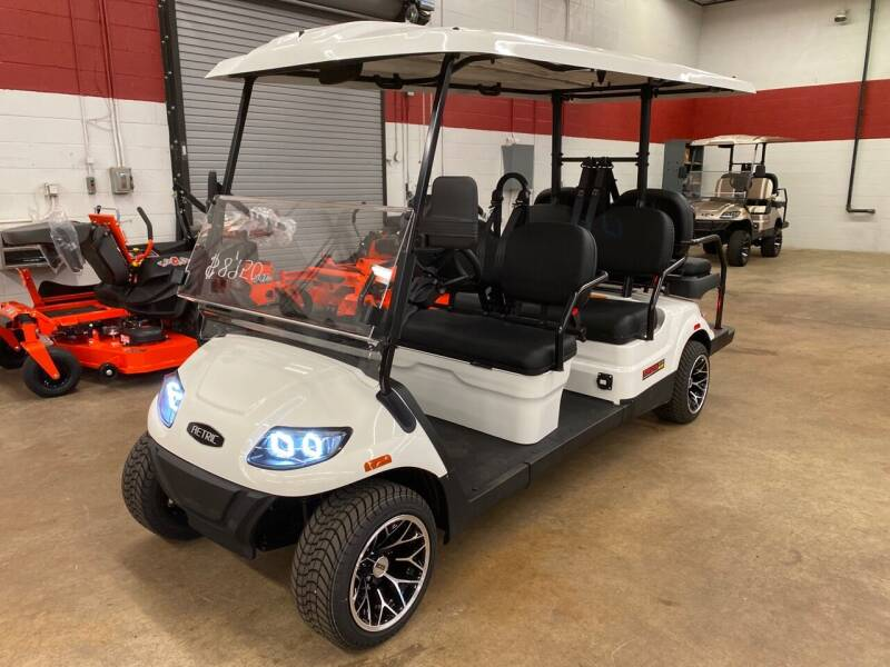 2021 Aetric SD 6 Seater Lifted GOLF CART for sale at Columbus Powersports - Golf Carts in Columbus OH