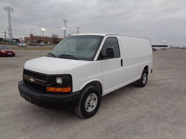 2015 Chevrolet Express Cargo for sale at SLD Enterprises LLC in Sauget IL