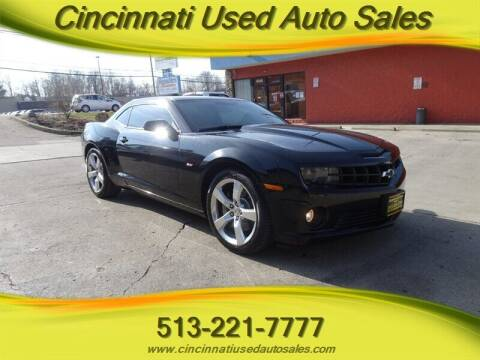 2010 Chevrolet Camaro for sale at Cincinnati Used Auto Sales in Cincinnati OH