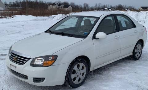 2009 Kia Spectra for sale at Cars 2 Love in Delran NJ