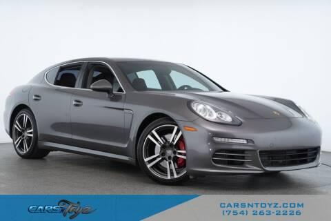 2015 Porsche Panamera for sale at JumboAutoGroup.com - Carsntoyz.com in Hollywood FL