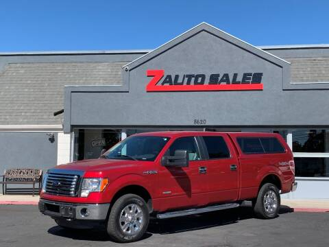2012 Ford F-150 for sale at Z Auto Sales in Boise ID