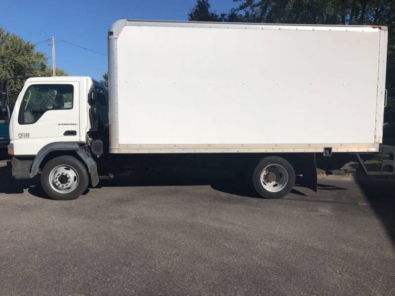 2008 International CF500 for sale at FCA Sales in Motley MN
