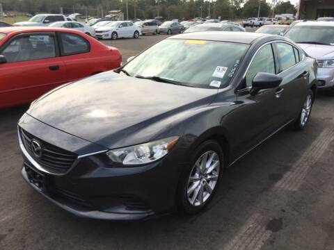 2015 Mazda MAZDA6 for sale at GP Auto Connection Group in Haines City FL