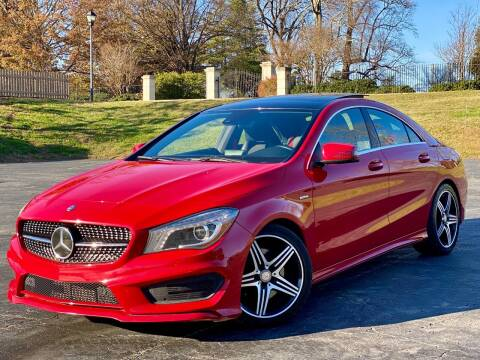 2014 Mercedes-Benz CLA for sale at Sebar Inc. in Greensboro NC