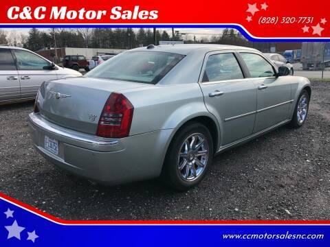 2006 Chrysler 300 for sale at C&C Motor Sales LLC in Hudson NC