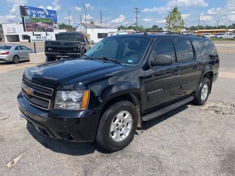 2014 Chevrolet Suburban for sale at A & R Motors in Richmond VA