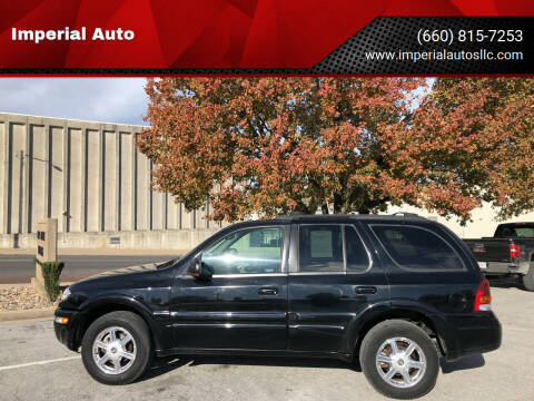 2003 Oldsmobile Bravada for sale at Imperial Auto of Marshall in Marshall MO