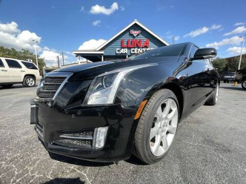 2013 Cadillac ATS for sale at LUNA CAR CENTER in San Antonio TX
