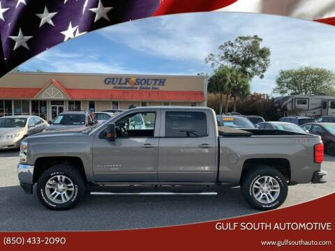 2017 Chevrolet Silverado 1500 for sale at Gulf South Automotive in Pensacola FL