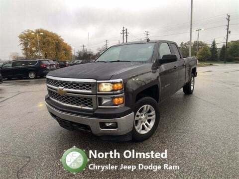2014 Chevrolet Silverado 1500 for sale at North Olmsted Chrysler Jeep Dodge Ram in North Olmsted OH