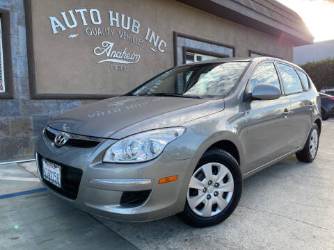 2012 Hyundai Elantra Touring for sale at Auto Hub, Inc. in Anaheim CA