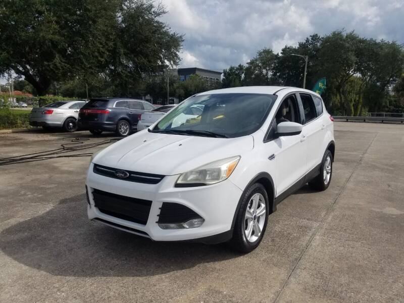 2013 Ford Escape for sale at FAMILY AUTO BROKERS in Longwood FL