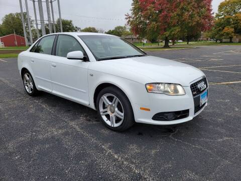 2008 Audi A4 for sale at Tremont Car Connection in Tremont IL