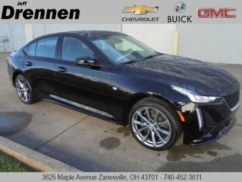 2020 Cadillac CT5 for sale at Jeff Drennen GM Superstore in Zanesville OH