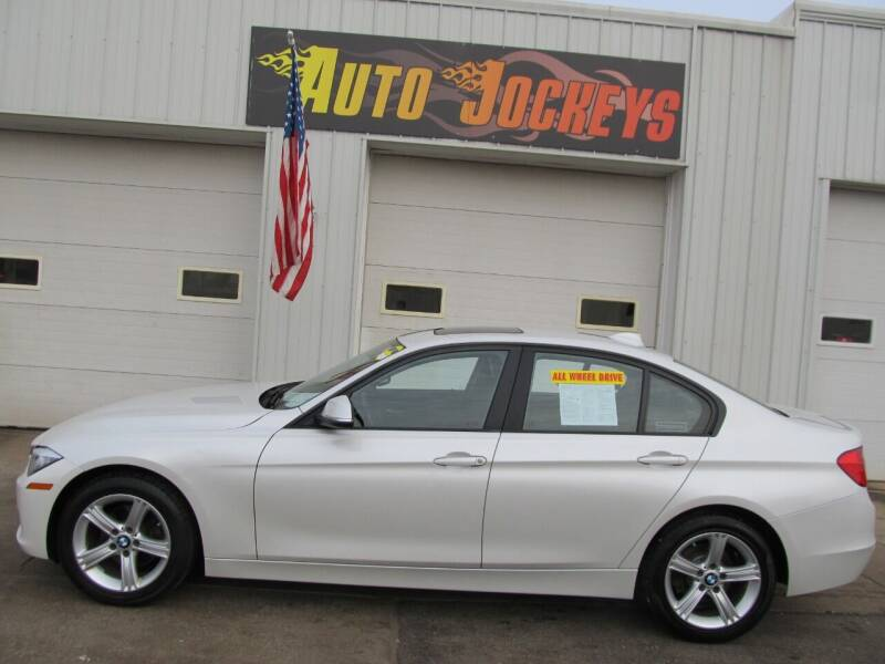 2013 BMW 3 Series for sale at AUTO JOCKEYS LLC in Merrill WI