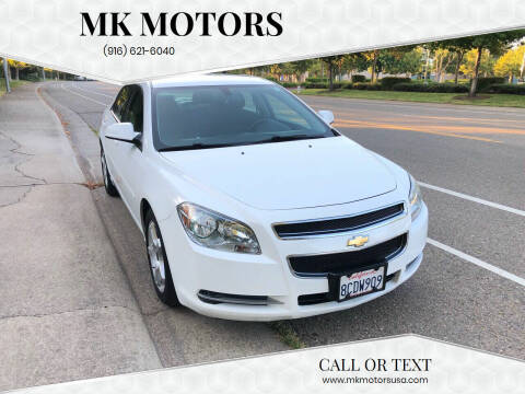2012 Chevrolet Malibu for sale at MK Motors in Sacramento CA