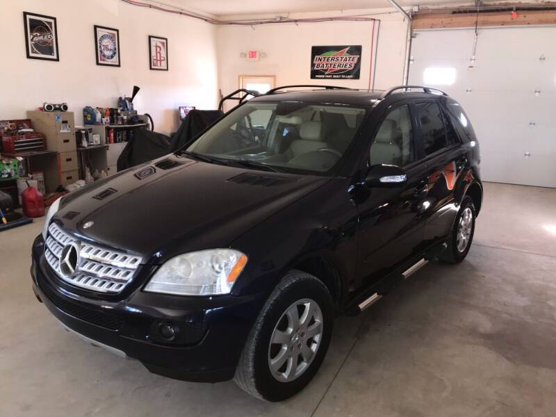 2007 Mercedes-Benz M-Class for sale at The Auto Depot in Mount Morris MI