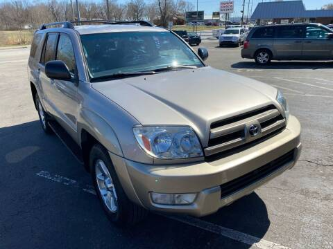 2004 Toyota 4Runner for sale at Auto Choice in Belton MO