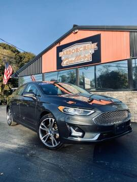 2019 Ford Fusion for sale at Harborcreek Auto Gallery in Harborcreek PA
