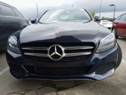 2018 Mercedes-Benz C-Class for sale at Auto Haus Imports in Grand Prairie TX