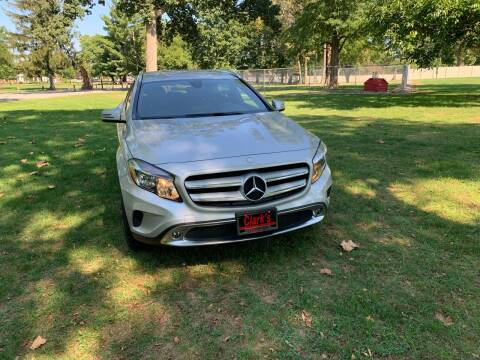 2016 Mercedes-Benz GLA for sale at Clarks Auto Sales in Connersville IN