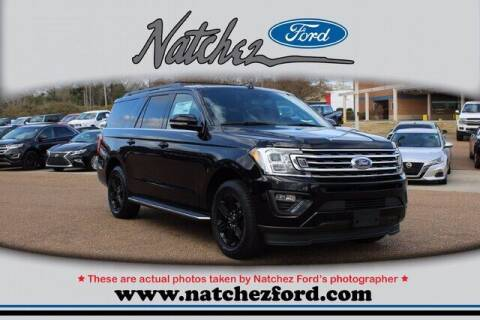 2021 Ford Expedition MAX for sale at Auto Group South - Natchez Ford Lincoln in Natchez MS