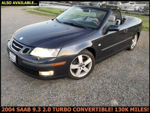 2004 Saab 9-3 for sale at Classic Car Deals in Cadillac MI