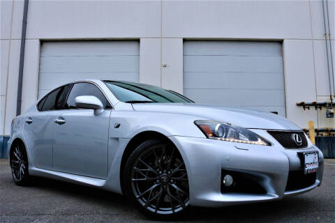 2011 Lexus IS F for sale at Chantilly Auto Sales in Chantilly VA