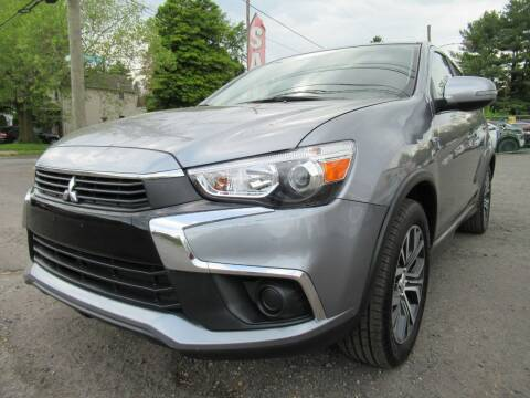 2017 Mitsubishi Outlander Sport for sale at PRESTIGE IMPORT AUTO SALES in Morrisville PA