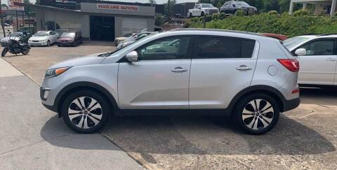 2011 Kia Sportage for sale at State Line Motors in Bristol VA