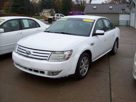 2008 Ford Taurus for sale at Summit Auto Inc in Waterford PA