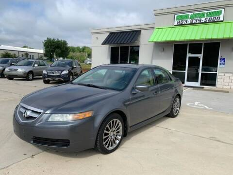 2005 Acura TL for sale at Cross Motor Group in Rock Hill SC
