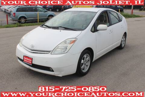 2004 Toyota Prius for sale at Your Choice Autos - Joliet in Joliet IL